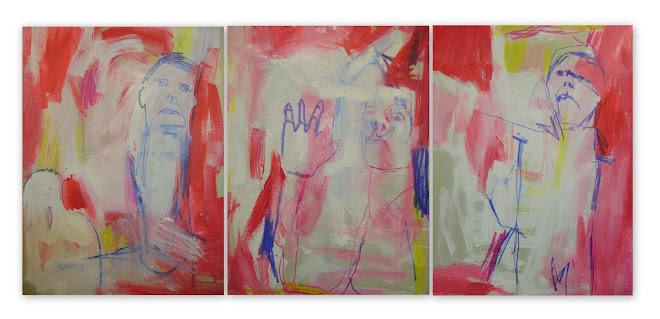 autoretrato x 3