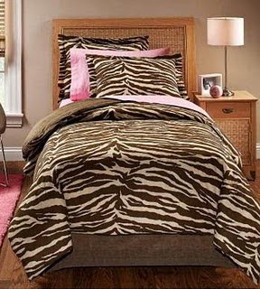 Zebra print bedding zebra print bedding on the prowl this Zebra print bedding