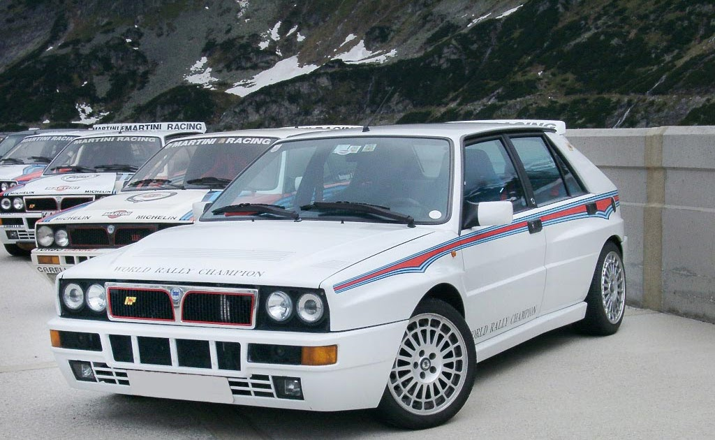 1983 Lancia Delta 16 Hf Turbo Wallpapers Pictures Photos Images