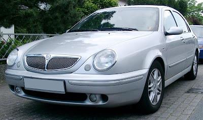 2003 Lancia Thesis Promenade