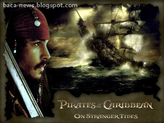 Film 2011 - 10 Film Spektakuler 2011 - Pirates of Caribbean  On the Strangers Tide