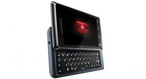 Motorola Droid 2 -Smartphone Terbaik 2011 Motorola Droid 2