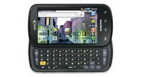Samsung Epic 4G -Smartphone Terbaik 2011 Samsung Epic 4G