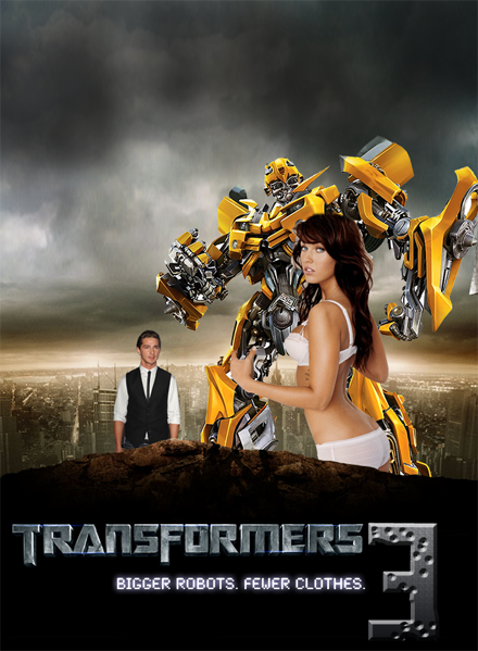 Transformers 3: The Dark Of