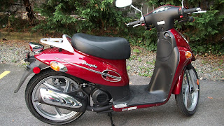 scoot What my Ride Can Teach About the New Leadership