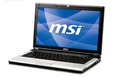 MSI MegaBook CR400