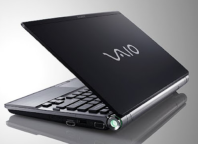 Laptop SONY Vaio VGN-SR12G