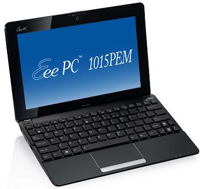 Netbook ASUS Eee PC 1015PEM