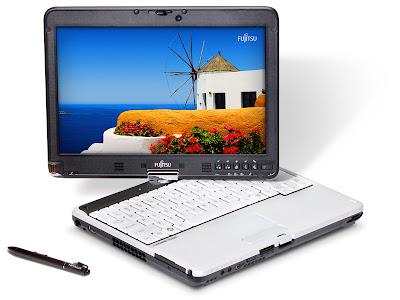 Fujitsu LifeBook T730f
