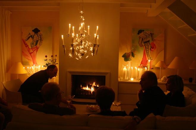 soir du 31 decembre 2006