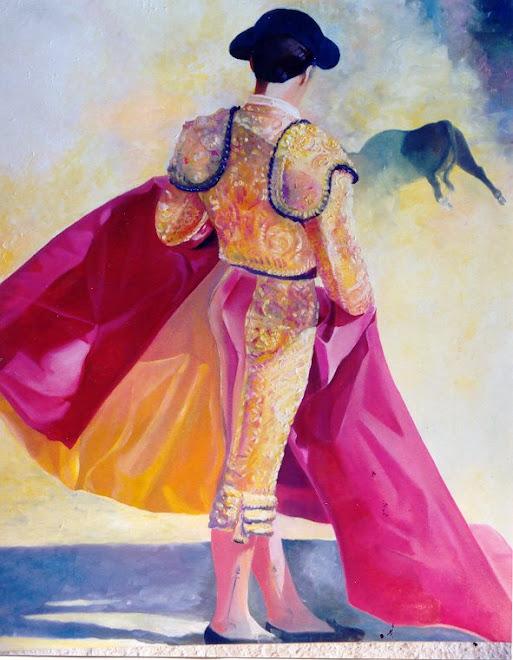 Torero rose et or