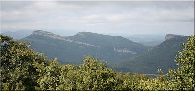 Muela, Peña del Santo y Soila desde Hornillo