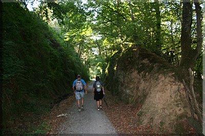 Caminando por la Vía Verde