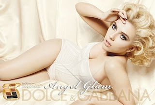 scarlett+for+d%26g D&G Does Cosmetics