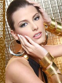 Un colombiano sería nuevo novio de Miss Universo Stafanía Fernández ESTAFANIA+FERNANDEZ+2jpg