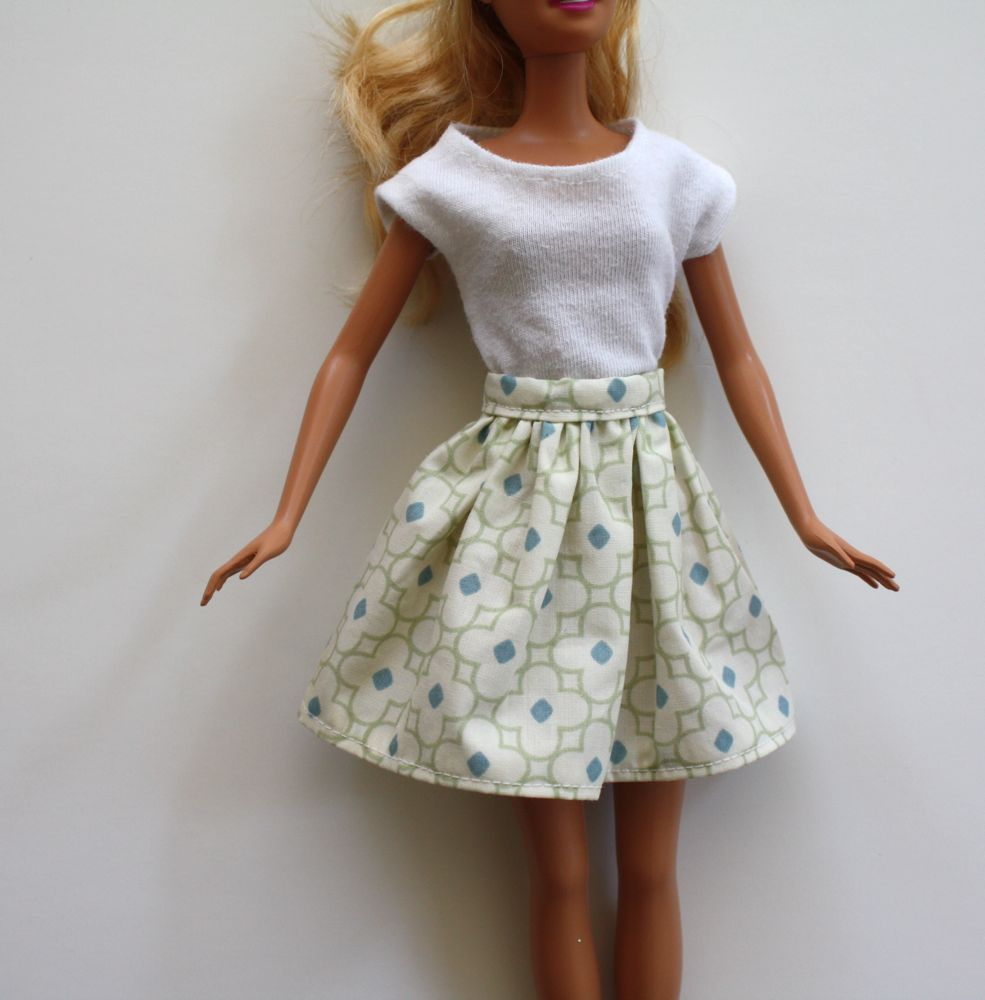 Uncategorized Barbie Skirt froufy barbie skirt tutorial i hope youve had as much fun with week have heres one more tutorial