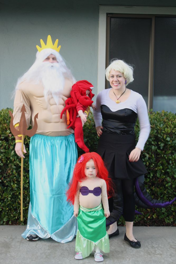 Happy Halloween Under Sea