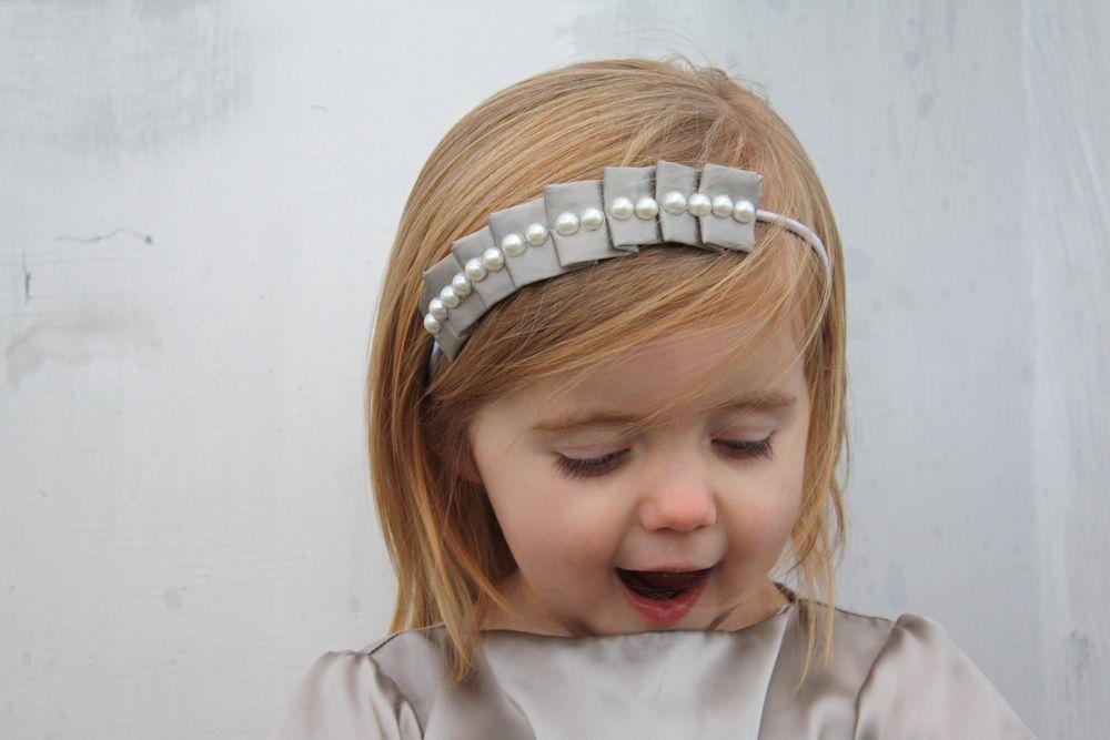 Красивые ленты для волос своими руками
