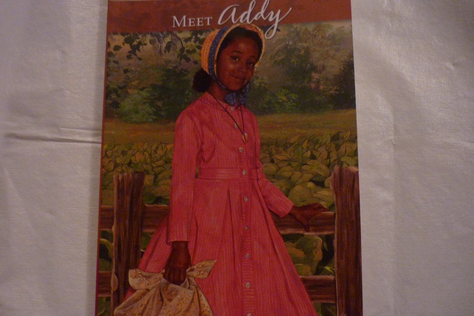 meet addy an american girl lesson plans