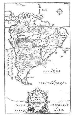Mundus Subterraneus/ Kircher (s.XVI)