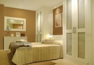 El blog del armario y el vestidor dormitorios puente - Mesillas estrechas ...