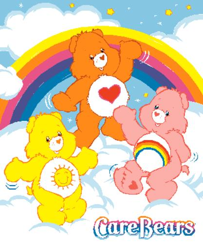 : he dejado para el final a este, el más gay de todos los osos ...