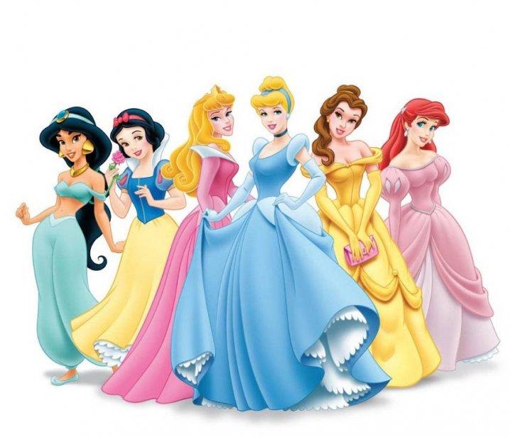 Dibujolandia princesas - Image de princesse disney ...