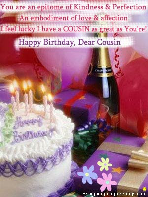 cute quotes about cousins. birthday quotes for cousins.