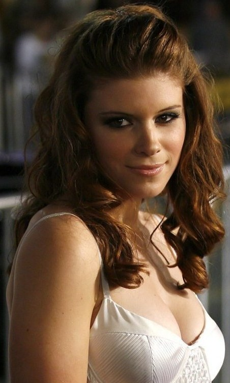Treating herself to a midday retail session, the lovely Kate Mara was seen ...