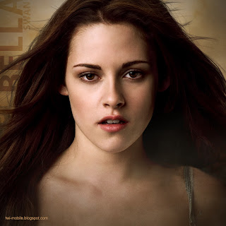 iPad wallpaper Twilight New Moon Bella Kristen Stewart
