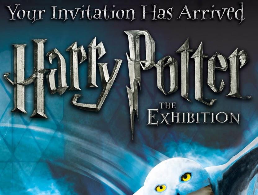 Harry Potter Exh...D Anna S Bellingham