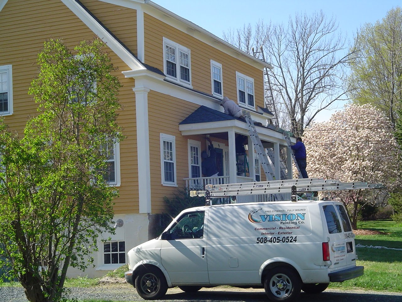 fine interior exterior house painterspainting contractor ma