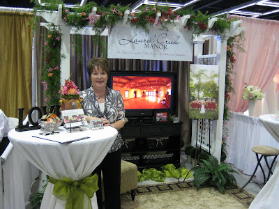 Id love to share with you some photos from the Seattle Wedding Show