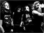 "Con Metallica bancamos al trash metal y le decimos ""Fuck the system!"" a Bush"