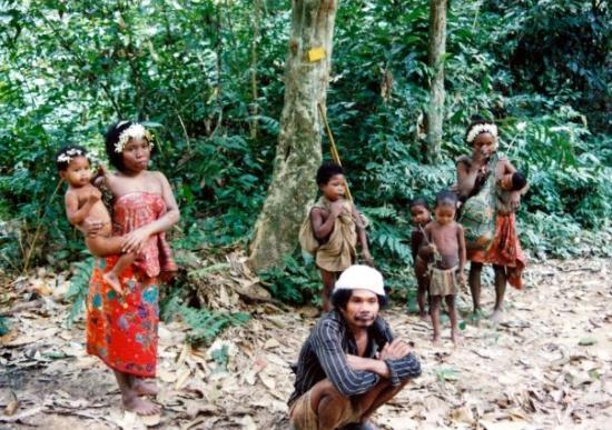 Jungle Tribe People My World Trip: ...