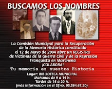 BUSCAMOS SUS NOMBRES