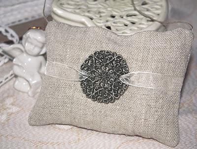 lavander pillow