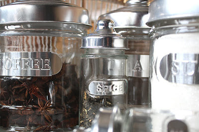 słoje szklane do kuchni