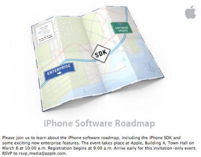 SDK iPhone