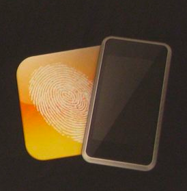 iPhone 2 empreinte fingerprint