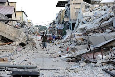 Cutremurul din Haiti in imagini