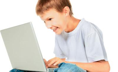 Copiii cad pradă capcanelor de pe internet