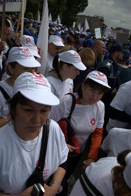 Piata Victoriei - 19 mai 2010