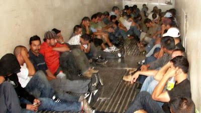 trecerea frauduloasa a frontierei dintre mexic si usa