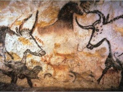 Picturi paleolitice in Apuseni
