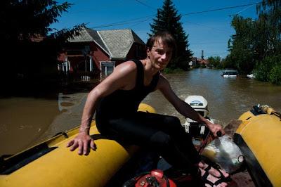 inundatii in ungaria