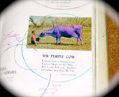in praise of the purple cow Purple cow tells how the traditional 4-ps of marketing is lacking to move consumers in current day's media noisy market place marketing guru and author, seth godin defines a new ' p ' that stands for 'purple cow.