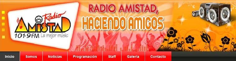 Radio Amistad AM Y FM