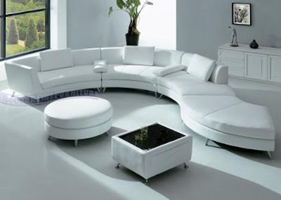 Site Blogspot  Leather Sofa Contemporary on Contemporary White Leather Sectional Sofa