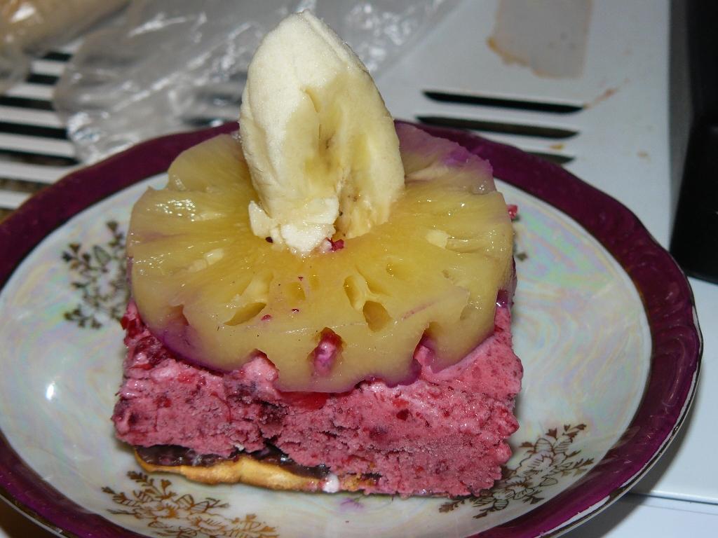 Простой десерт на скорую рукуы с фото